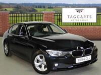 BMW 3 Series 320D EFFICIENTDYNAMICS (black) 2014-10-28