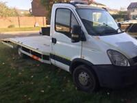 Iveco recovery truck 2012 (AUTOMATIC)
