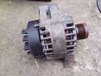 Saab 9-3 1.9 TDI 2006 Alternator - Also fits 1.9 diesel Vectra