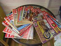 motor cycle mechanics magazines