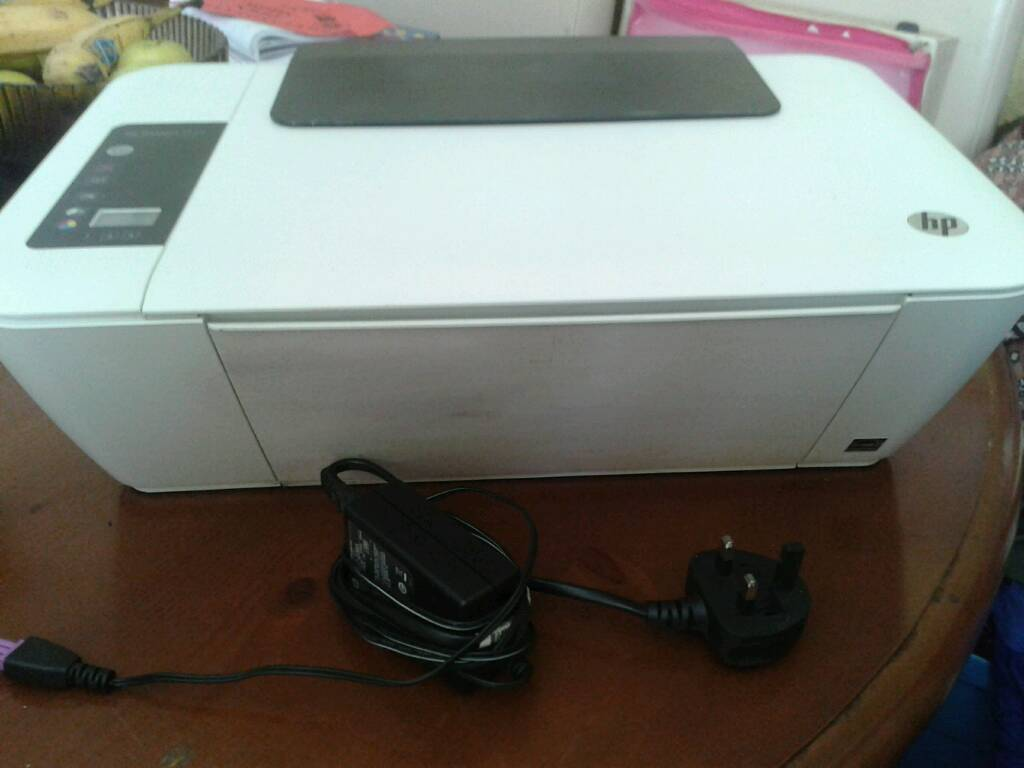 hp wireless /usb wifi all in one printer with usb & power leads