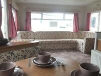 Static holiday home for sale 4⭐️park 12 month season amazing park