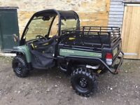 John Deere Gator 855D... 2015... Road Registered... 1 owner... Mint Condition... (price + vat)
