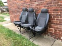 REAR VAN SEATS