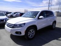 2012 Volkswagen Tiguan 4MOTION|ONE OWNER|TWO SETS OF TIRES