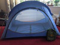 Little Life Arc 2 travel cot + sunshade