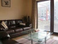 1 bedroom flat for rent at The Shore with patio and private parking
