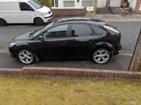 Ford Focus Titanium 1.8 TDCI . Low milage FSH cambelt changed