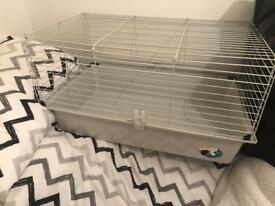 Small animal cage (rabbit, rat, hedgehog, ferret, guinea pig etc)