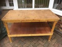 Woodworking bench for sale