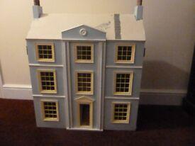Dolls house unfinished