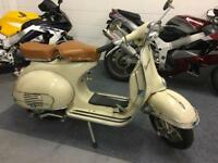 Vespa VBB 150 1965 rare Douglas model, £3500 or nearest offer fantastic condition,