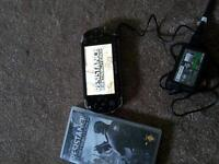 PSP for sale. rarely been used!