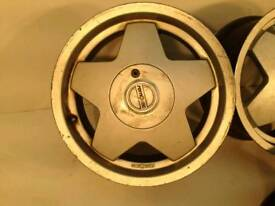"""WANTED Remotec or Borbet A style 15"""" Alloy Wheel"""