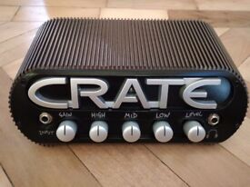 Crate Power Block CPB150 Stereo Guitar Amp Portable Head 150 watt