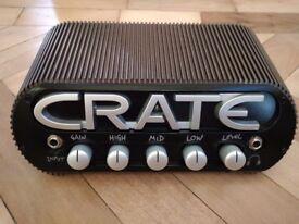 Crate Power Block CPB150 Stereo Guitar Amp Portable Head 150 watt