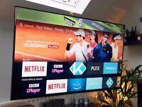 "Samsung UE55H6700ST 55"" 3D 1080p HD LED Internet TV (Bromley)"