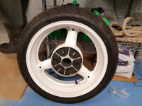Suzuki TL1000R rear wheel