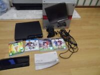 Sony Play Station 3 Network 250GB With 4 Games Very Good Condition