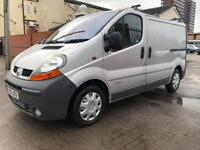 Renault Trafic, 2005, low miles, cheap van ready for work.