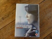 Excellent complete full series 11 of Greys Anatomy dvds