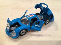 Mantra Sport 630, Le Mans racing car.
