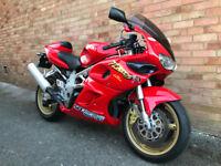 SUZUKI TL 1000 SY RED 2002 TL1000S