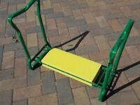 Garden Kneeler/Stool new unused
