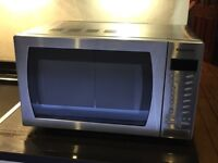 PANASONIC microwave/grill/convection oven