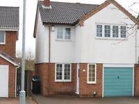 4 Bed Detached House, Penhale Drive, Hucknall, Nottingham, NG15 6FH