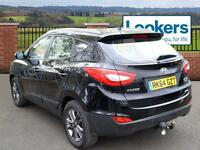 Hyundai ix35 CRDI SE (black) 2014-09-01