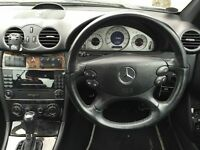 MERCEDES CLK 200 SPORT EDITION
