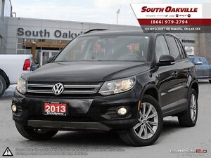 2013 Volkswagen Tiguan 2.0 TSI Highline | AWD | HEATED LEATHER |