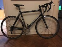 Ridley Road bike with full Campagnola Veloce group set