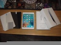 APPLE IPAD MINI 2 WHITE , 64GB , WIFI + 3G , UNLOCKED AS NEW CONDITION , BOXED WITH ACCESORIES