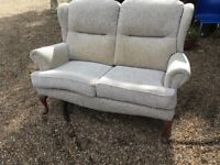 Two seater sofa ......no tears or rips ......very clean