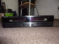 Kenwood Graphic equalizer fair condition