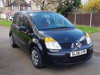 Renault Modus 1.5 dCi Oasis 5dr, PANORAMIC ROOF, 6 MONTHS FREE WARRANTY, £30 TAX PER YEAR