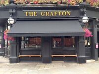 Part Time CDP wanted for lovely pub in Kentish Town