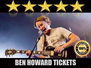 Discounted Ben Howard Tickets  | Last Minute Delivery Guaranteed!