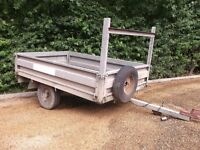 REDUCED PRICE FOR QUICK SALE Trailer , builders, tip, camping, car, box