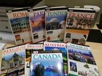 DK Eyewitness Travel Guides - Job Lot