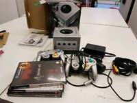 GameCube/PS1 consoles and games