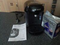 Tassimo hot drinks machine hardly used