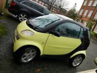 Smart fortwo city-coupe 2002