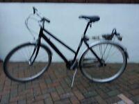 Bicycle Zoom 220 - 3 gears - black - unisex