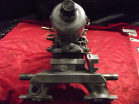 1.75 HIF44 SU CARBURETTER AND INLET ASSEMBLY REBUILT