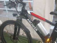 ANCHEER E- BIKE