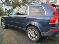 Volvo, XC90, Estate, 2011, Semi-Auto, 2400 (cc), 5 doors