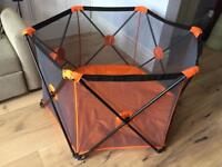 Play pen for baby/toddler